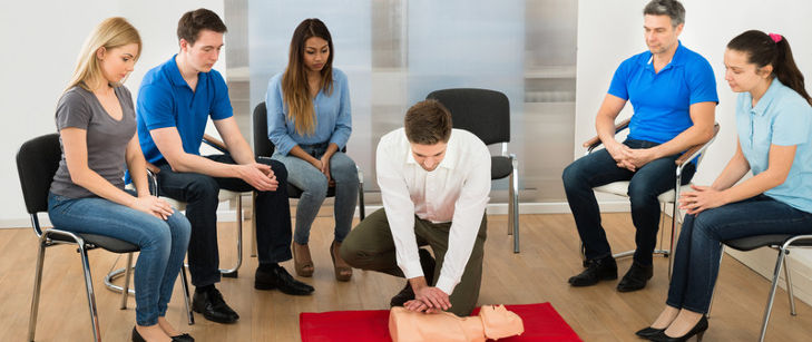 First Aid Response (PHECC) refresher course